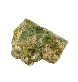 Peridoot kristal 5 - 10 gram