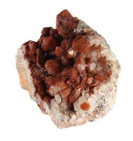 Oranjerivierkwarts cluster 13,5 x 9 x 12 cm / 1597 gram