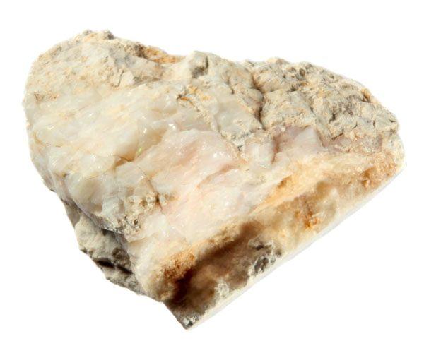 Opaal ruw 4,3 x 4,6 x 3,8 cm / 49,5 gram