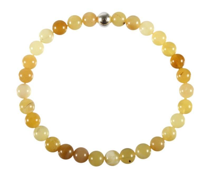 Honing opaal armband