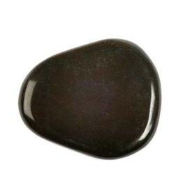 Onyx steen plat gepolijst