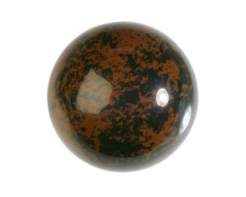 Mahonie obsidiaan bol