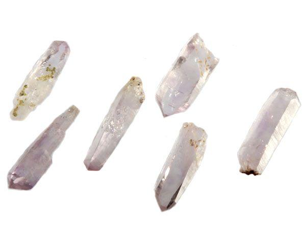 Amethist (Vera Cruz) kristal 0,5 - 1,5 gram
