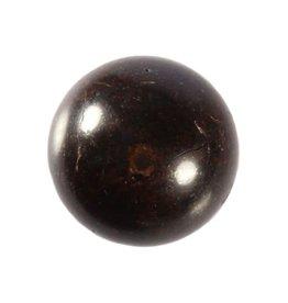 Meteoriet edelsteen bol 35 mm