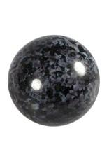 Merliniet edelsteen bol 72 mm | 595 gram