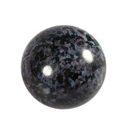 Merliniet edelsteen bol 72 mm / 595 gram