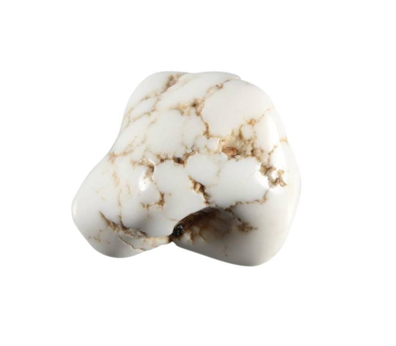 Magnesiet steen getrommeld 5 - 10 gram