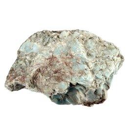Larimar ruw 7,2 x 5,2 x 2,9 cm / 121 gram