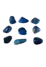Lapis lazuli steen getrommeld 5 - 10 gram