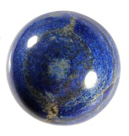 Lapis lazuli edelsteen bol 72 mm