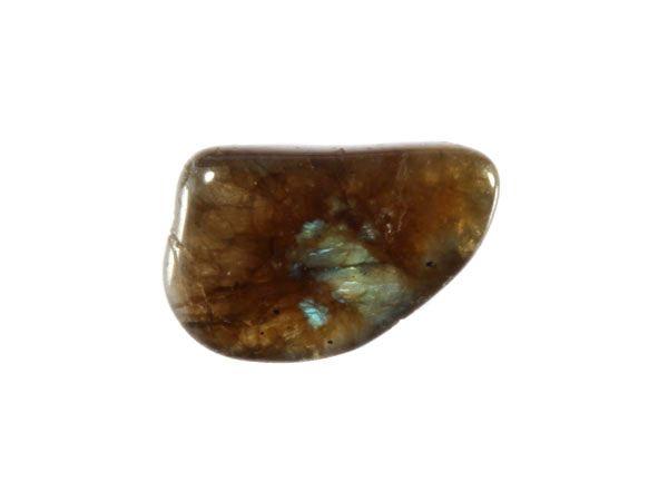 Labradoriet steen getrommeld 2 - 5 gram