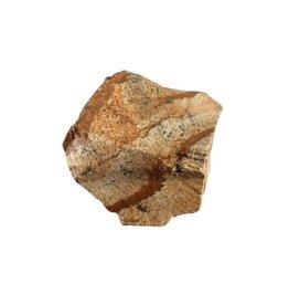 Jaspis (landschap) ruw 25 - 50 gram