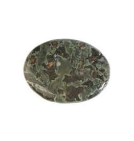 Jaspis (kambaba) steen plat gepolijst
