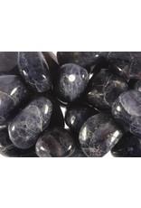 Ioliet steen getrommeld 5 - 10 gram