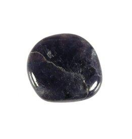 Ioliet steen getrommeld 2 - 5 gram
