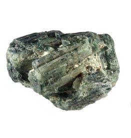 Indigoliet (blauwe toermalijn) kristal 4,7 x 3,4 x 3,3 cm / 56 gram