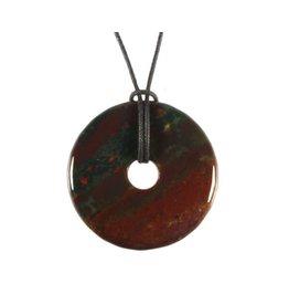 Heliotroop hanger A-kwaliteit donut 4 cm