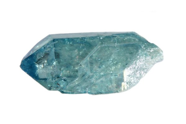 Aqua aura kristal 5 - 10 gram