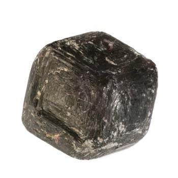 Granaat kristal ruw 15 - 25 gram