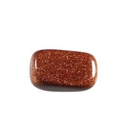 Goudsteen (rood) steen getrommeld 2 - 5 gram