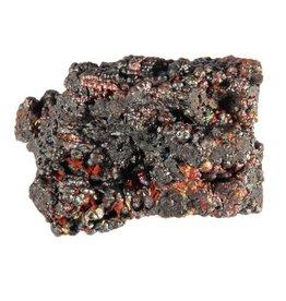 Goethiet (iriserende regenboog) ruw 6,7 x 4,4 x 4,3 cm / 148 gram