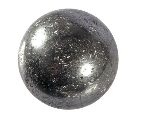 Galeniet edelsteen bol 50 mm