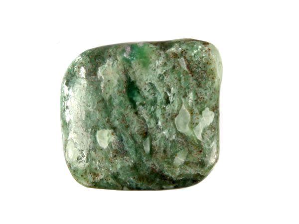 Fuchsiet steen getrommeld 2 - 5 gram