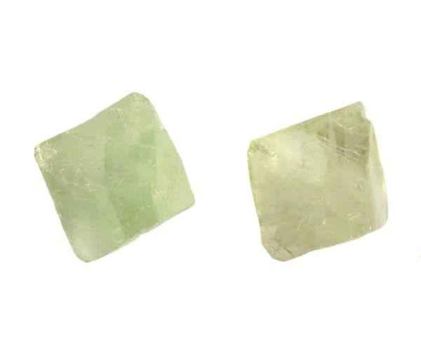 Fluoriet (groen) octaeder 10 - 20 gram