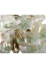 Fantoomkwarts steen getrommeld 2 - 5 gram