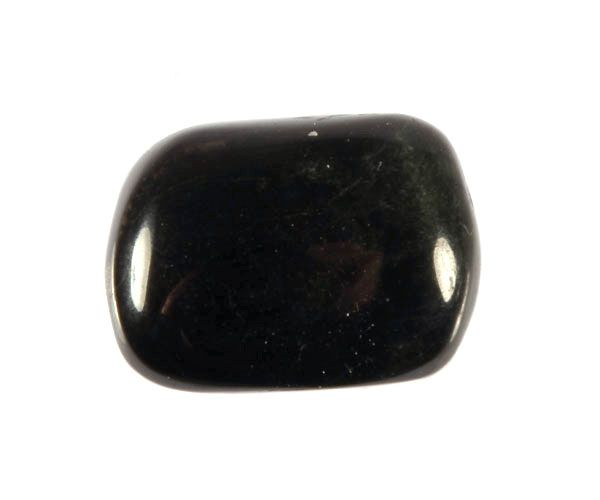 Diopsiet (ster) steen getrommeld 5 - 10 gram
