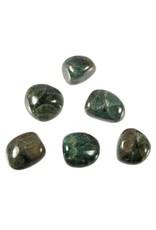 Diopsiet (groen) steen getrommeld 10 - 20 gram