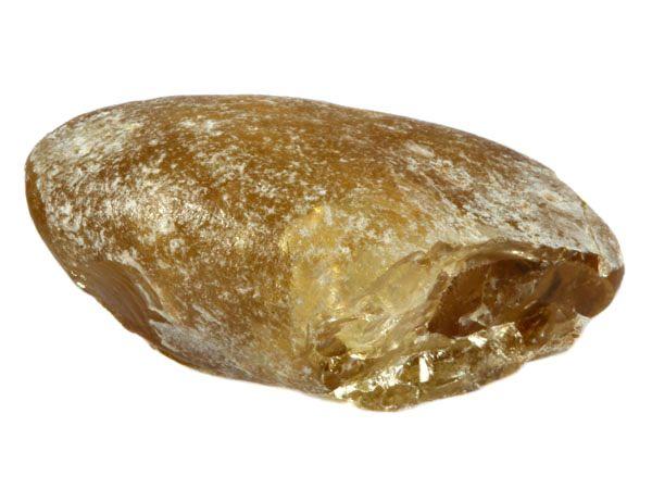 Copal ruw 7,7 x 6,1 x 3,5 cm / 76,5 gram
