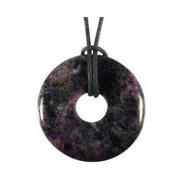 Charoiet hanger donut 3 cm