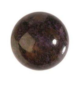 Charoiet edelsteen bol 50 mm