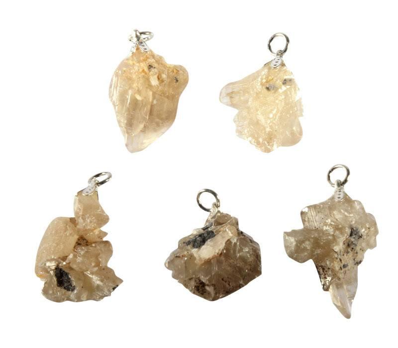 Cerussiet hanger kristal