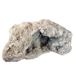 Celestien geode 18 x 9 x 9 cm / 1850 gram