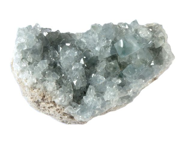 Celestien cluster 250 - 500 gram
