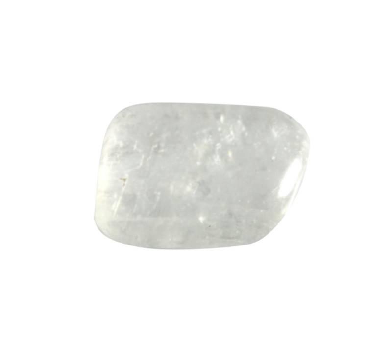 Witte calciet steen