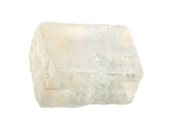 Witte calciet ruw