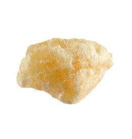 Calciet (oranje) ruw 10 - 25 gram