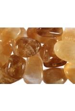 Calciet (honing) steen getrommeld 10 - 20 gram