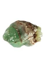 Calciet (groen) ruw 50 - 100 gram