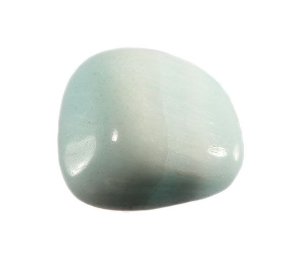 Calciet (blauw) steen getrommeld 2 - 5 gram