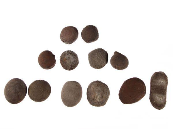 Boji stenen (2 stuks) 15 - 30 gram