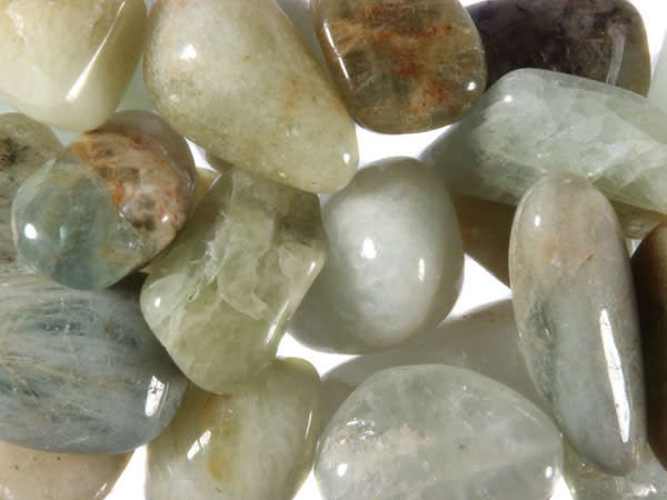 Beryl steen getrommeld 5 - 10 gram
