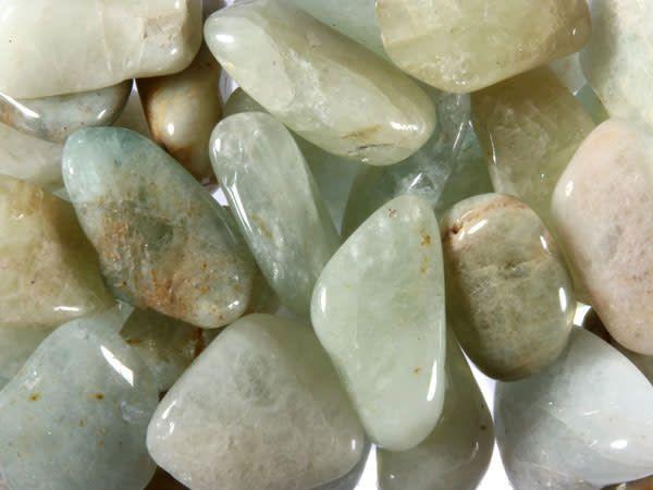 Beryl steen getrommeld 2 - 5 gram
