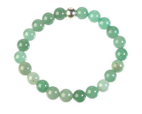 Aventurijn (groen) armband 20 cm | 8 mm kralen