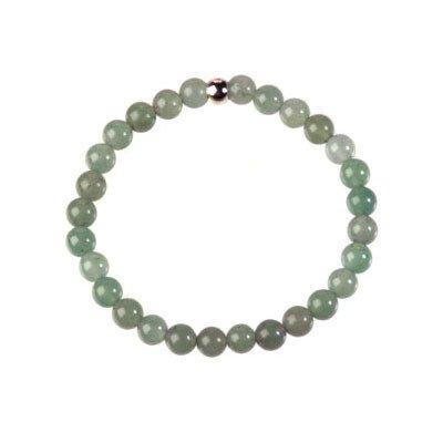 Aventurijn (groen) armband 16 cm | 6 mm kralen