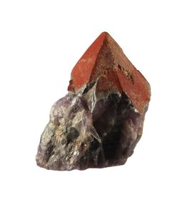 Auraliet 23 kristal (rode top) 11 x 9,5 x 13 cm / 1310 gram