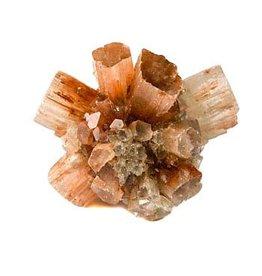 Aragoniet (bruin) roosje